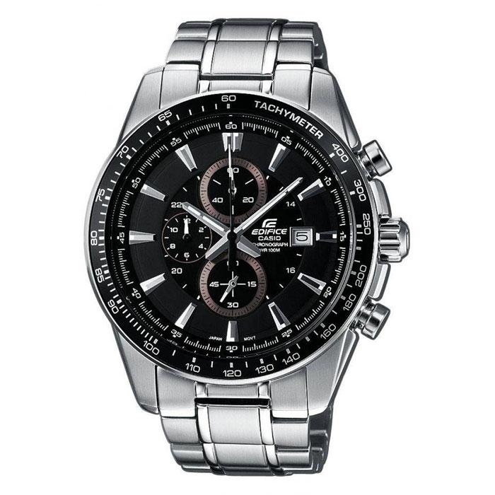 Наручные часы Casio EF-547D-1A1EF-547D-1A1Мужские часы-хронограф Casio EF-547D.