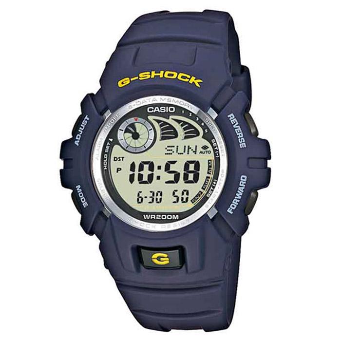 Наручные часы Casio G-2900F-2VEF-125D-2AПротивоударные наручные часы Casio G-2900F.