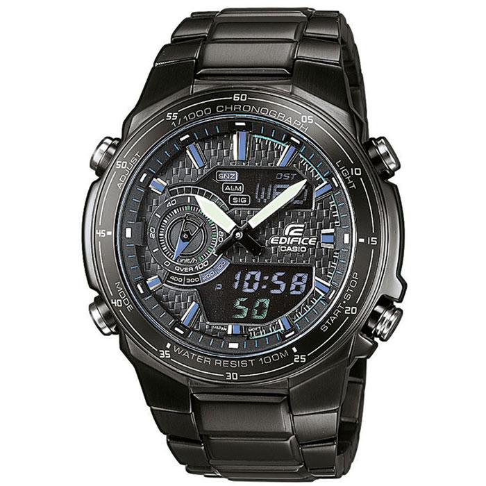 Наручные часы Casio EFA-131BK-1AEFA-131BK-1AМужские часы Casio EFA-131BK-1A.