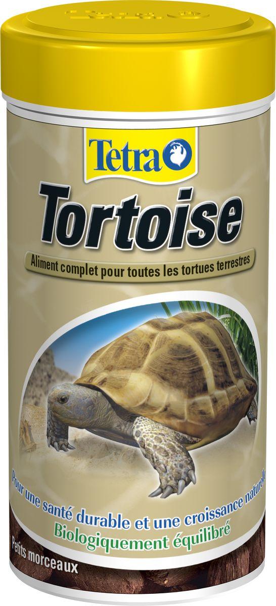 Корм сухой Tetra Tortoise для сухопутных черепах, 250 мл149465