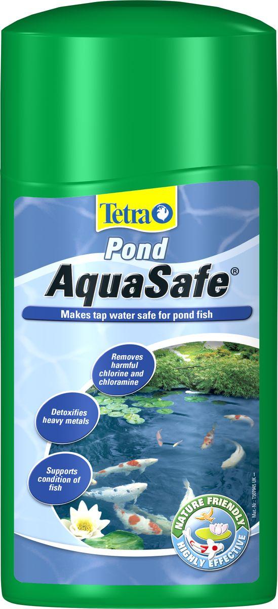 Средство для подготовки воды для пруда Tetra Pond AquaSafe, 1 л155046Tetra Pond AquaSafe - профилактическое средство, превращающее агрессивную водопроводную воду в экологически здоровую и пригодную среду обитания рыб. Специальная комбинация действующих веществ делает воду в пруду безопасной и поддерживает её такой: - Эффективно и надёжно тяжелые металлы, такие как медь, кадмий; - Нейтрализует агрессивный хлор; - Благодаря содержанию органических коллоидов обеспечивает защиту слизистой оболочки рыб, предотвращает гниение плавников; В состав препарата входит важный витамин B1, снижающий стресс рыб, а также повышающий их естественную сопротивляемость болезням; Создает идеальные условия для микроорганизмов, которые удаляют загрязняющие вещества и сокращают концентрацию аммония/аммиака и нитритов; Немедленный и длительный эффект; Особенно рекомендуем после продолжительных дождей, во время первоначального заполнения пруда, а также при каждой последующей частичной замене воды; ...