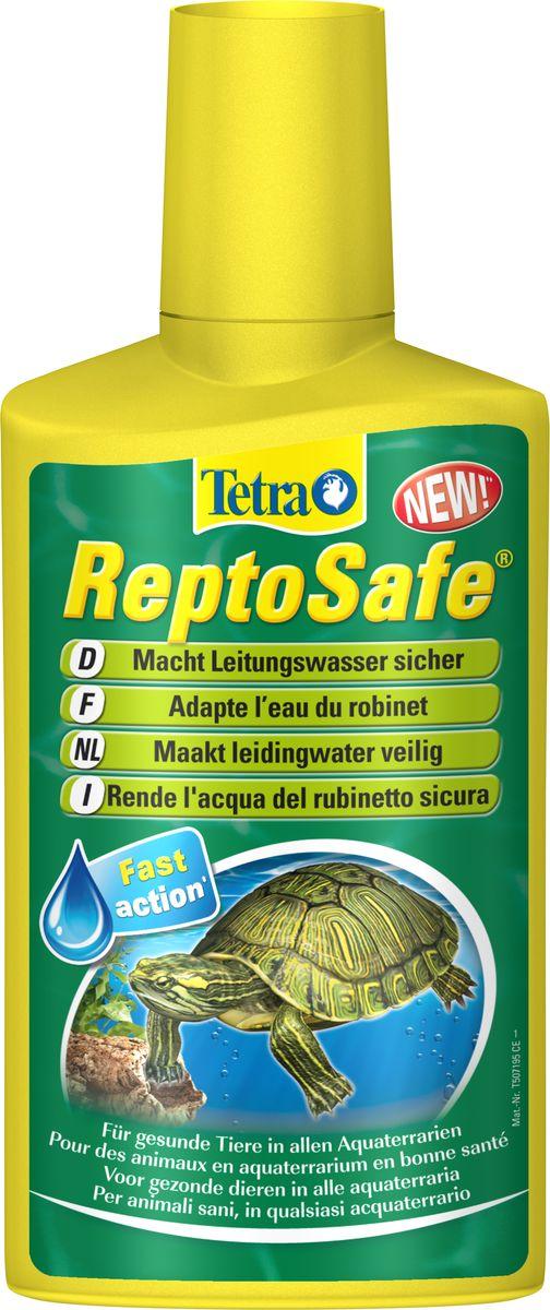 Кондиционер Tetra ReptoSafe для подготовки воды для водных черепах, 250 мл177765Кондиционер для подготовки воды для водных черепах Tetra ReptoSafe мгновенно преобразует водопроводную воду в натуральную аквариумную, пригодную для водных черепах и земноводных. Специальная формула поддерживает здоровье животных во всех водных террариумах благодаря уникальной смеси витаминов, естественных биополимеров и микроэлементов. Вредные вещества, находящиеся в воде, такие как хлор и тяжелые металлы (например, медь и цинк) нейтрализуются. Коллоиды защищают кожу черепах и сокращают риск возникновения кожных заболеваний. Применение: добавить 5 мл кондиционера на 10 л воды при новом запуске аквариума, замене или добавлении воды. Зеленоватый цвет показывает действие препарата и исчезнет практически сразу после применения. Товар сертифицирован.