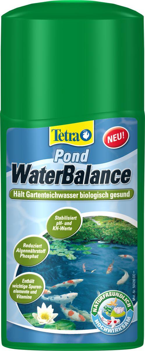 Средство для стабилизации параметров воды Tetra Pond Water Balance, 250 мл180437Tetra Pond Water Balance - средство для стабилизации параметров воды. Поддерживает баланс воды и делает ее здоровой. Поддерживает параметры воды: стабилизирует рН и карбонатную жесткость (KH); Создает здоровые условия жизни для рыб, растений и микроорганизмов: восполняет важные микроэлементы, витамины и органические вещества; Содержит необходимые витамины и микроэлементы, а также органические вещества, поддерживающие размножение микроорганизмов, разлагающих вредные вещества; Помогает создать здоровую, чистую среду обитания в пруду: поддерживает рост растений и другие полезные естественные процессы; Улучшает способность воды к самоочищению, благодаря чему улучшает ее качество. Дозировка: 250 мл на 10.000 литров воды. Товар сертифицирован.