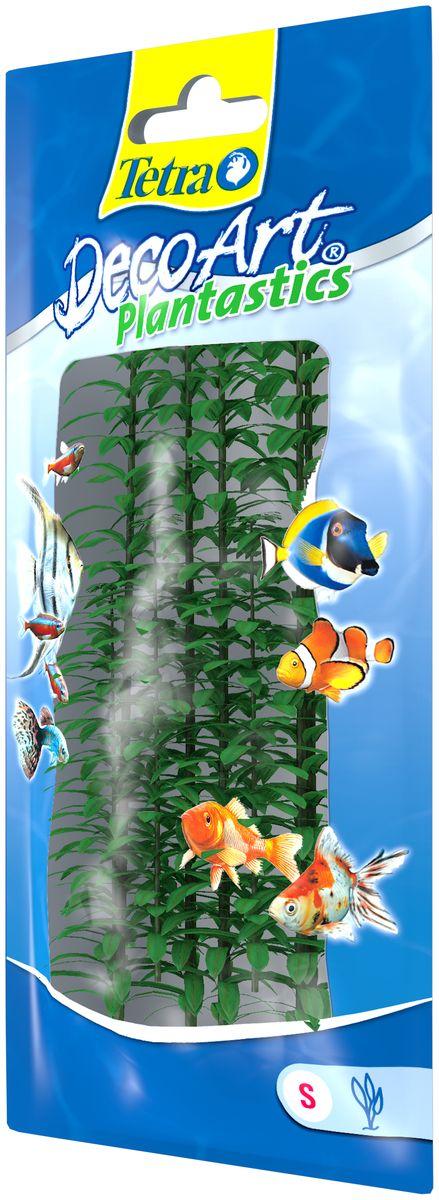 Искусственное растение для аквариума Tetra Элодея S606883Это растение хорошо подойдет для оформления аквариума. Естественно выглядящее искусственное растение; Для использования в любых аквариумах; Создает отличное место для укрытия (в т.ч. для метания икры); Легко и быстро устанавливается, является абсолютно безопасным; Не требует ухода; Долгое время не теряет форму и окраску. Высота растения: 15 см.