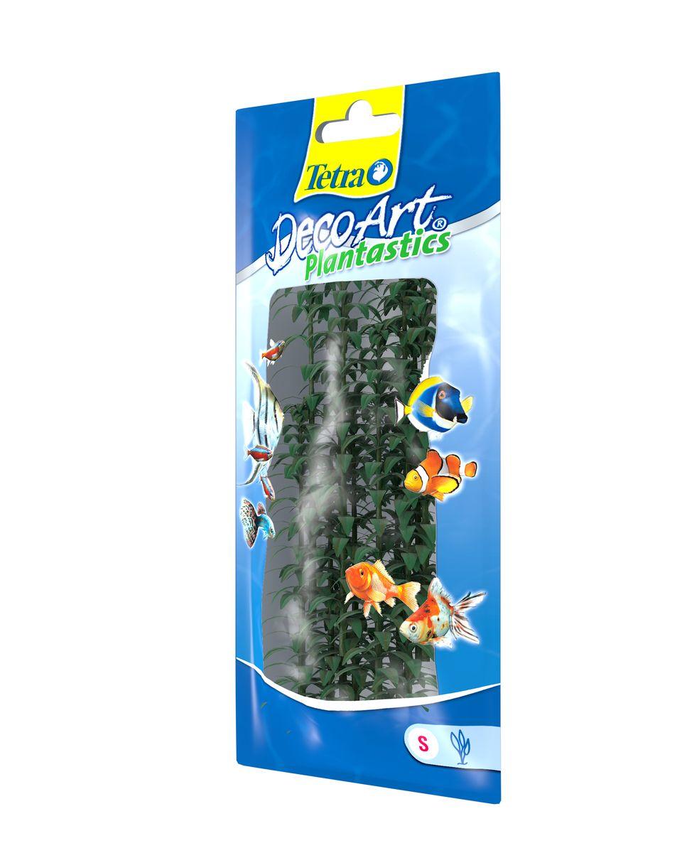 Искусственное растение для аквариума Tetra Гигрофила S606913Это растение хорошо подойдет для оформления аквариума. Естественно выглядящее искусственное растение; Для использования в любых аквариумах; Создает отличное место для укрытия (в т.ч. для метания икры); Легко и быстро устанавливается, является абсолютно безопасным; Не требует ухода; Долгое время не теряет форму и окраску. Высота растения: 15 см.