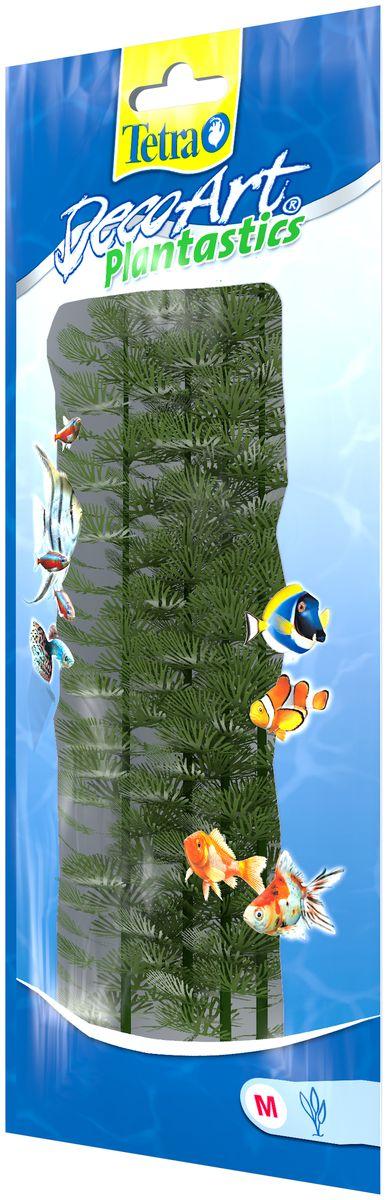 Искусственное растение для аквариума Tetra Кабомба M606968Это растение хорошо подойдет для оформления аквариума. Естественно выглядящее искусственное растение; Для использования в любых аквариумах; Создает отличное место для укрытия (в т.ч. для метания икры); Легко и быстро устанавливается, является абсолютно безопасным; Не требует ухода; Долгое время не теряет форму и окраску. Высота растения: 23 см.