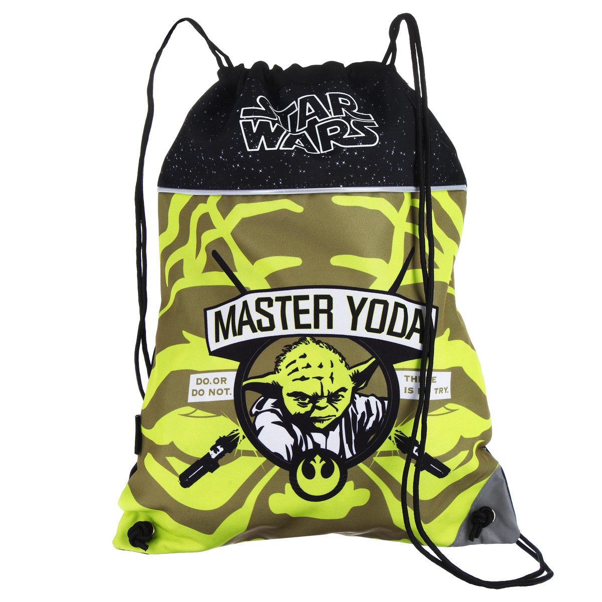 Erich Krause Сумка для сменной обуви Star Wars Master Yoda