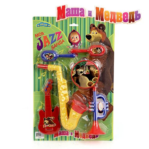 Инструменты музыкальные Маша и Медведь675002,899E-2S