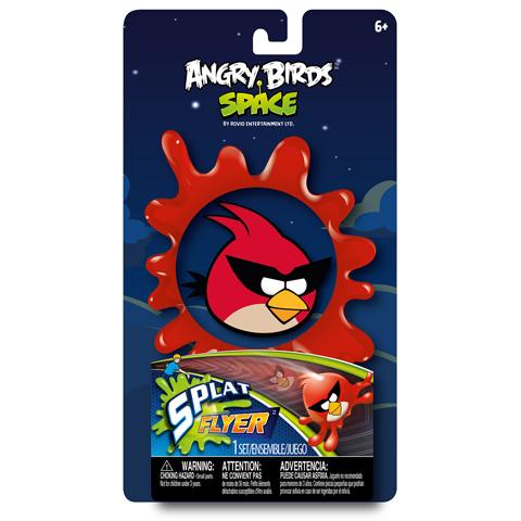 Птичка-мялка Angry Birds35786-0000012-00Птичка-мялка в стиле Angry Birds.Птичку можно как угодно мять, она потом возвращается в свою прежнюю форму.Сделана из приятного на ощупь материала.Внутри игрушки есть жидкий наполнитель.