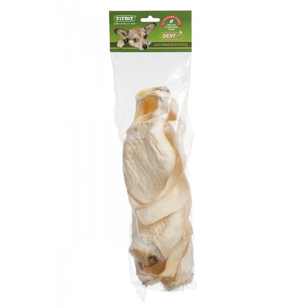 Лакомство для собак Titbit, говяжье ухо XXL, 4 шт4661Упаковка содержит 4 говяжьих уха. Высокое содержание коллагеновых и эластиновых волокон обеспечивает поступление в организм незаменимых компонентов для роста и поддержания качества хрящевой ткани суставов вашего питомца. Высокое содержание коллагена и эластина способствует улучшению формирования ушного хряща для пород собак, стандартом которых предусмотрен вертикальный постав ушной раковины. Состав: Высушенное ухо говяжье.