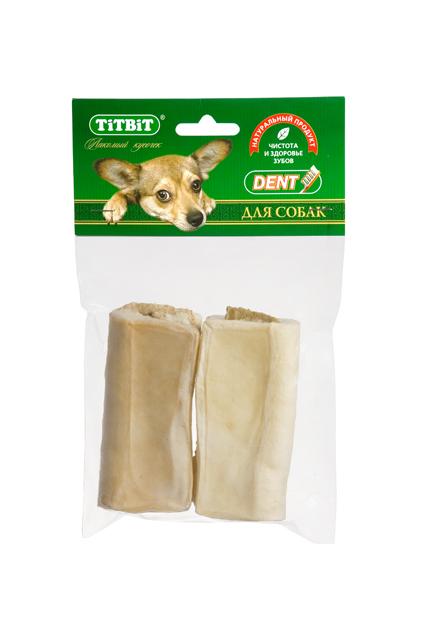 Лакомство для собак Titbit, сэндвич с говяжьим рубцом, 2 шт. 78557855Высушенная в форме сэндвича говяжья кожа с начинкой из рубца говяжьего. Упаковка содержит 2 штуки. Благодаря большому содержанию аминокислот и коллагена положительно воздействует на хрящевую ткань, состояние кожи и шерсти собаки. Рубец улучшает аполипропиленовый пакететит, устраняет ферментную недостаточность и придает лакомству особый вкус, который так нравится собаке. Благодаря волокнистой структуре являются своеобразной зубной щёткой, способствующей укреплению дёсен, удалению зубного налёта и профилактике образования зубного камня. Состав: Высушенная кожа говяжья, рубец.