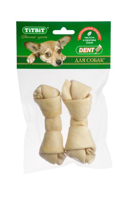 Лакомство для собакTitbit, кость узловая №3, 2 шт979Высушенная говяжья кожа, свернутая в форме кости размером 110-130 мм. В упаковке 2 штуки. Благодаря большому содержанию аминокислот и коллагена положительно воздействует на состояние кожи и шерсти собаки, а также обеспечивает поступление в организм незаменимых компонентов для роста и поддержания качества хрящевой ткани суставов собак. Способствует укреплению дёсен, удалению зубного налёта и профилактике образования зубного камня. Состав: Высушенная говяжья кожа.