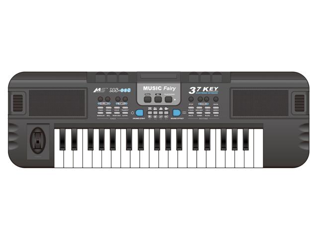 Пианино с микрофономMS008Музыкальные таланты нужно развивать с самых первых лет. Поэтому и первые музыкальные инструменты у крохотных гениев могут появляться очень рано. Такое пианино, работающее от сети, обрадует любого малыша! В комплекте все покупатели найдут микрофон. Размер коробки: 54*6*17,5 см, вес: 840 г.