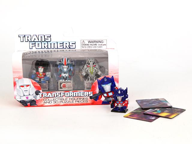 Hasbro Набор фигурок TRF330 Transformers, 3 шт