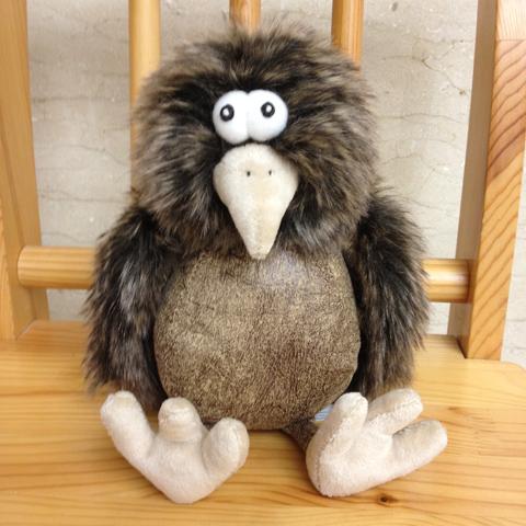 Ворона КаркушаK16261CМягкая игрушка известного мирового производителя. Плюшевые игрушки помогут любому человеку выразить свои чувства и преподнести незабываемый, оригинальный подарок своим близким и любимым.