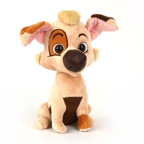 Мягкая игрушка БубликGT6372.Мягкая игрушка Собачка Бублик создана по мотивам мультсериала БЕЛКА И СТРЕЛКА. Озорная семейка. Бублик - это один из трех щенков звездной собаки Белки и пса Казбека. Он, как и все его браться и сестры, все время попадает в разные передряги. Игрушка имеет звуковые эффекты, изготовлена из качественных материалов. Мягкая игрушка Бублик с русским чипом, 21 см . Работает от 3-х CR2032 (входят в комплект).
