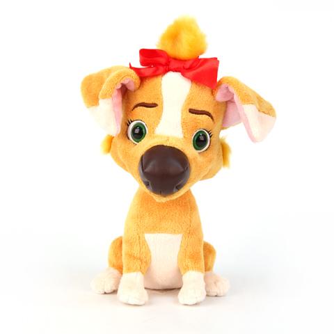 Мягкая игрушка ДинаGT6373Мягкая игрушка Собачка Дина создана по мотивам мультсериала БЕЛКА И СТРЕЛКА. Озорная семейка. Дина - это один из трех щенков звездной собаки Белки и пса Казбека. Она, как и все ее браться и сестры, все время попадает в разные передряги. Игрушка имеет звуковые эффекты, изготовлена из качественных материалов. Работает от 3-х CR2032 (входят в комплект). Высота 20 см.