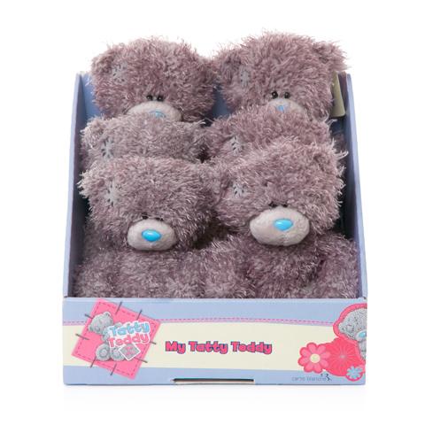 Мишка Тедди Me to You 12,7 смG01W2863,G01Q5827Очаровательный мишка Тедди ME TO YOU – самый лучший подарок как для ребенка, так и для взрослого! Забавная игрушка сделана из приятного и очень мягкого плюша, безвредного для малыша. С такой милой игрушкой можно смело засыпать в кроватке или отправляться на прогулку. УВАЖАЕМЫЕ КЛИЕНТЫ! Обращаем ваше внимание на тот факт, что в комплекте 1 игрушка. Фото будет заменено, как только товар появится в наличии.