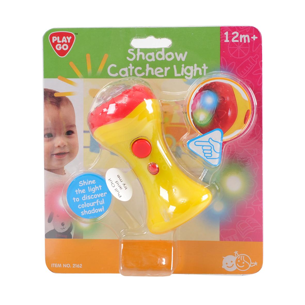Playgo Развивающая игрушка ФонарикPlay 2162Фонарик включается кнопкой. После включения загораются огоньки - 4 режима: красный, синий, зеленый и разноцветный.