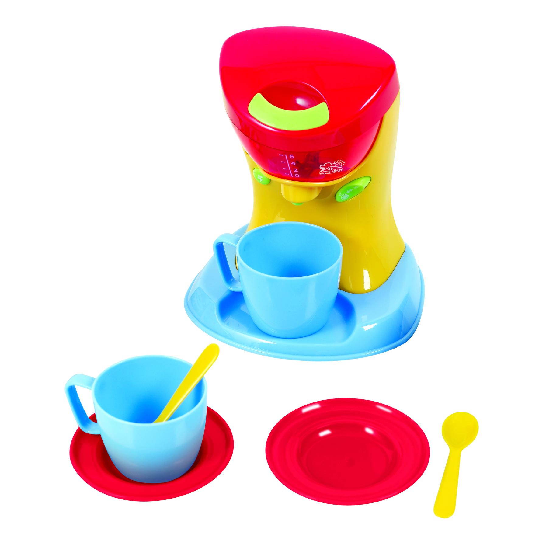 Playgo Игровой набор бытовой техники с кофеваркой