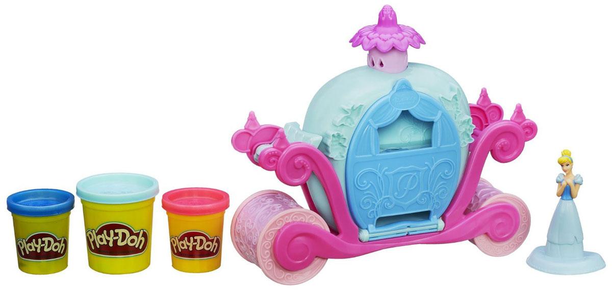 Play-Doh Игровой набор Волшебная карета Золушки