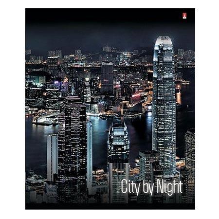 Набор тетрадь Ночные города, 48 листов, формат А5, 5 шт7-48-727Набор тетрадей Ночные города с пятью видами обложки. Каждая тетрадь формата А5 в двойной обложке закругленной формы выполнена из плотного картона из чистой целлюлозы. Внутренний разворот с полноцветной печатью дополнен выделенным полем под персональную информацию. Для получения эффекта живого изображения, печать выполнена на фольгированной поверхности. Тетради состоят из 48 листов, для изготовления которых выбрана белая мелованная бумага на основе эвкалиптовой целлюлозы.