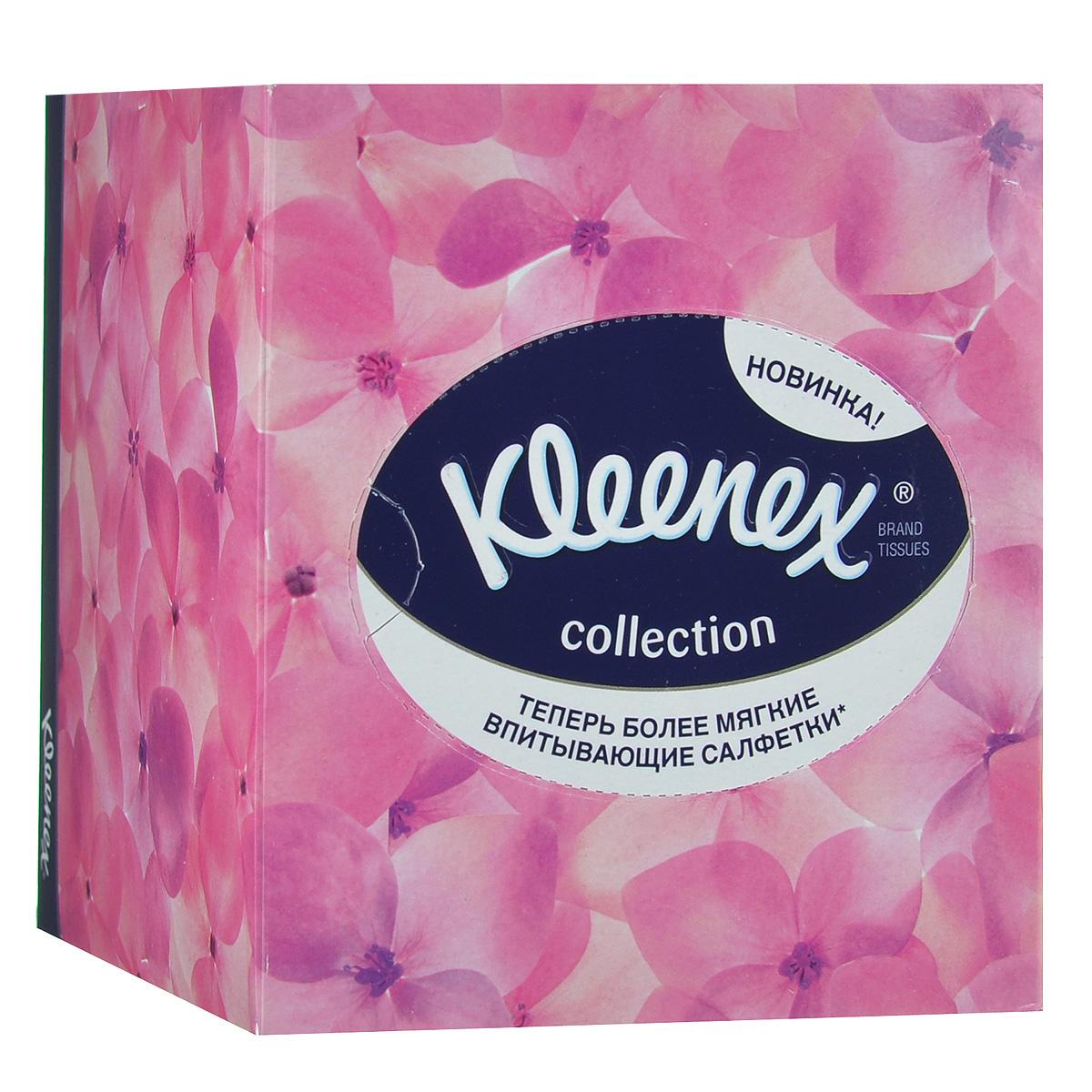 "�������� ������������� Kleenex ""Collection"", �����������, 21,6 � 21,6 ��, 100 �� (�������� ������� �����)"