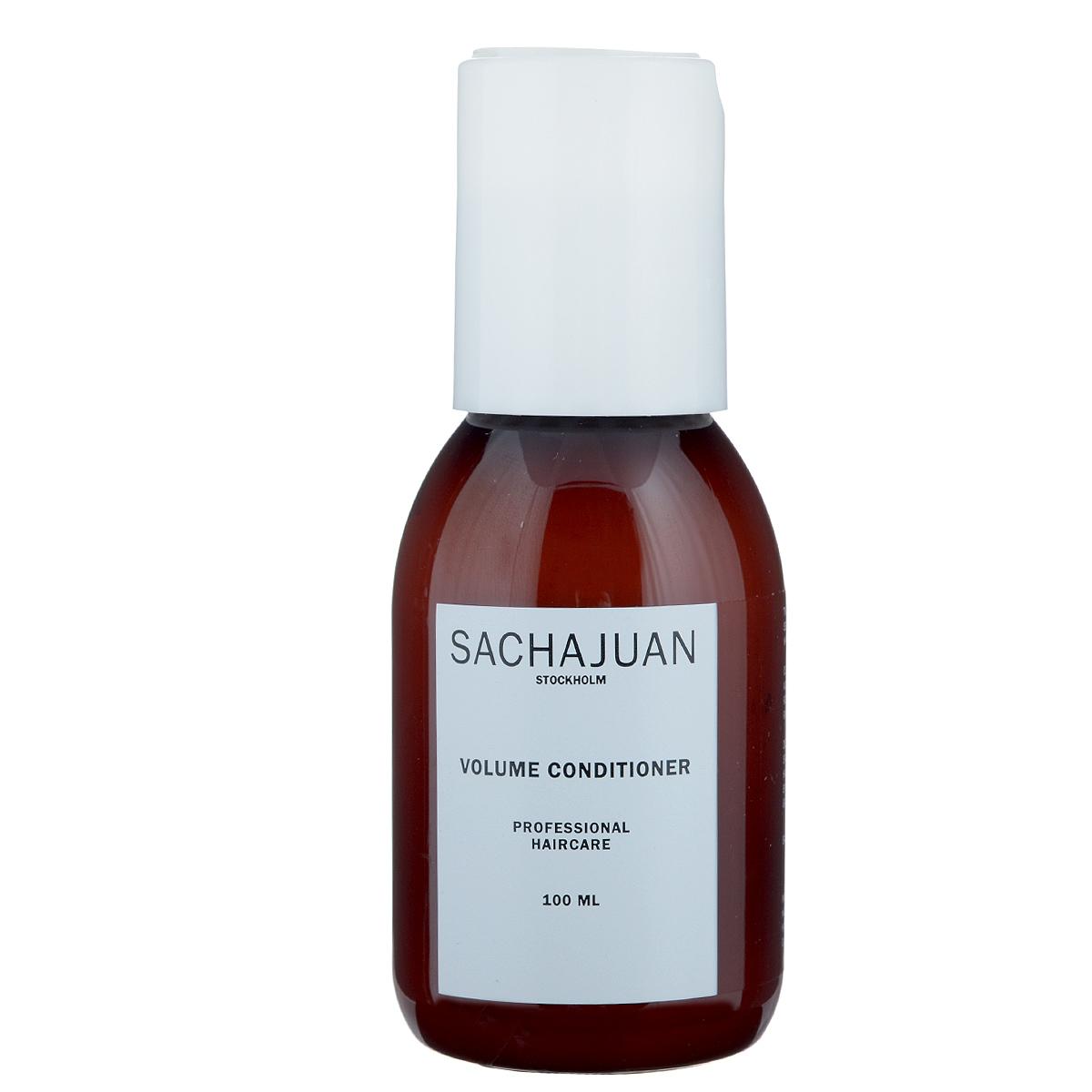 """Sachajuan Кондиционер для придания объема волосам 100 млSCHJ153Кондиционер с технологией """"Морской шелк"""" восстанавливает структуру тонких и чувствительных волос, увеличивает их объем. Сбалансированная формула придает волосам блеск."""