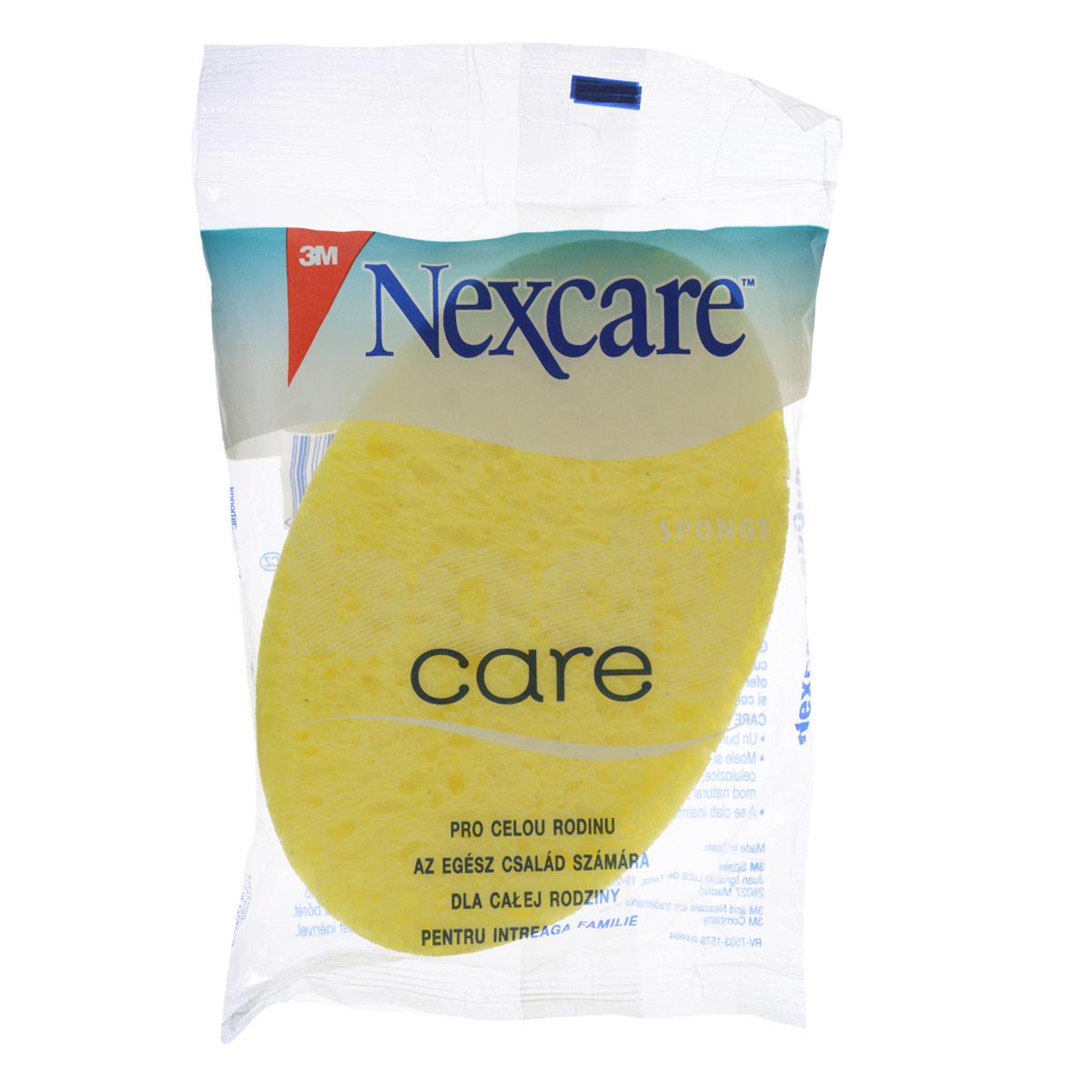 Nexcare Губка массажная для тела, целлюлозная, цвет: желтыйRN-0009-3271-5Губка массажная Nexcare для тела отлично подходит для всех типов кожи. Ухаживает за чувствительными участками кожи, а нежный массажный слой очищает и обновляет кожу. Деликатно удаляет отмершие клетки кожи. Сделана из натурального материала - легко моется и быстро сохнет.