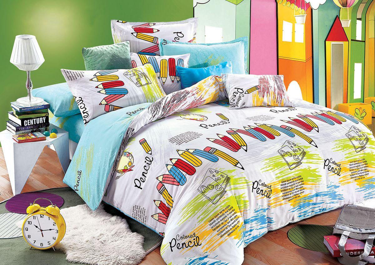 Комплект белья Primavelle Bellissimo Pencil 78, 1,5-спальный, наволочки 70х70145150774-кэ 78Комплект белья Primavelle Bellissimo Pencil 78, выполненный из сатина (100% хлопка), состоит из пододеяльника, простыни и двух наволочек. Сатин традиционно считается одной из лучших тканей для изготовления постельного белья. Сатин - прочная, легкая и приятная на ощупь ткань. Белье из него не линяет при стирке и легко гладится. Рекомендации по уходу: - Ручная и машинная стирка 40°С, - Гладить при температуре не более 150°С, - Не отбеливать, - Щадящая сушка, - Не подвергать химчистке.