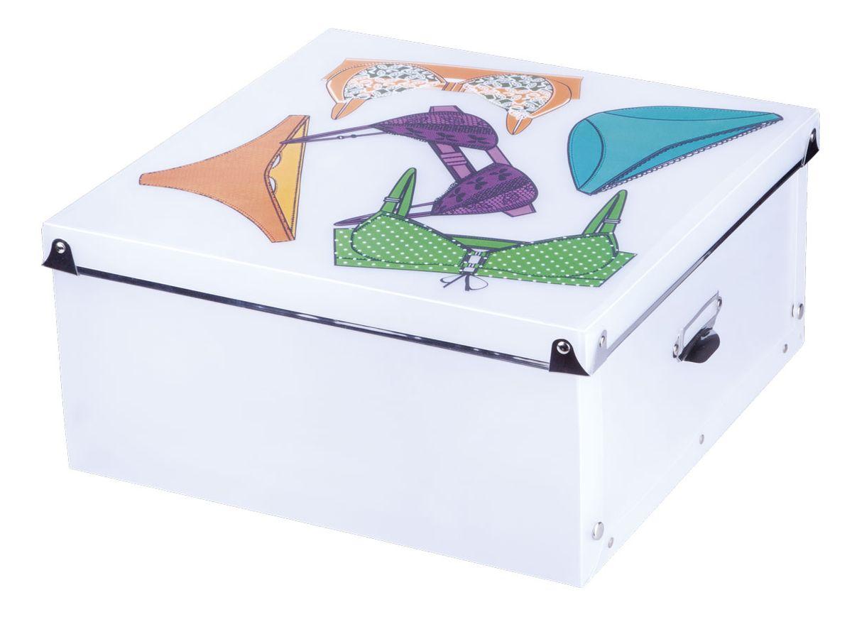 Короб для хранения одежды 32x32x15 смPB-010Короб для хранения одежды 32x32x15 см