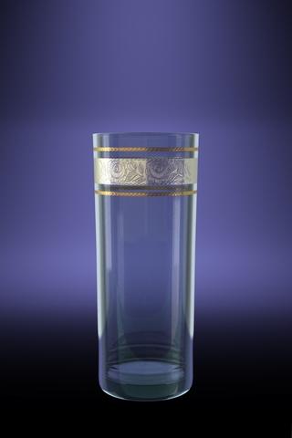 Набор стаканов для коктейлей Гусь-Хрустальный Гео. Первоцвет, 350 мл, 6 штTL66-806Набор Гусь-Хрустальный Гео. Первоцвет состоит из 6 высоких стаканов, изготовленных из высококачественного натрий-кальций-силикатного стекла. Изделия оформлены в классическом стиле и декорированы красивым цветочным орнаментом. Стаканы предназначены для подачи коктейлей, а также воды, сока и многого другого. Такой набор прекрасно дополнит праздничный стол и станет желанным подарком в любом доме. Разрешается мыть в посудомоечной машине. Диаметр стакана (по верхнему краю): 6,5 см. Высота стакана: 15,7 см.