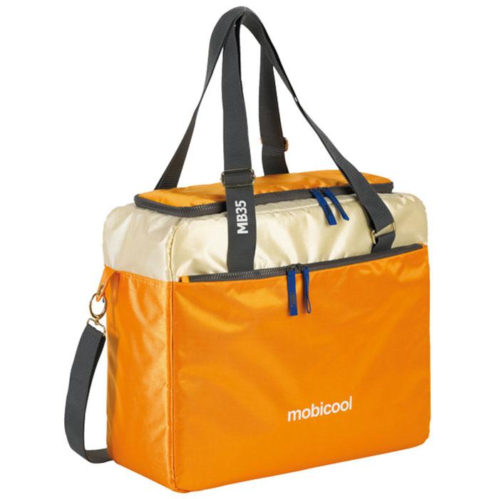 Термосумка MOBICOOL Sail 35, цвет: оранжевый