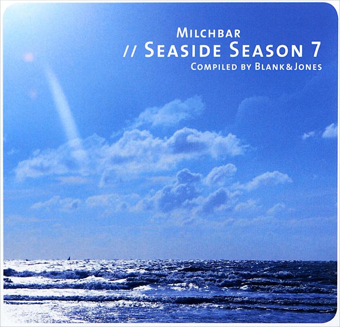 Milchbar. Seaside Season 7. Compiled By Blank & Jones 2015 Audio CD