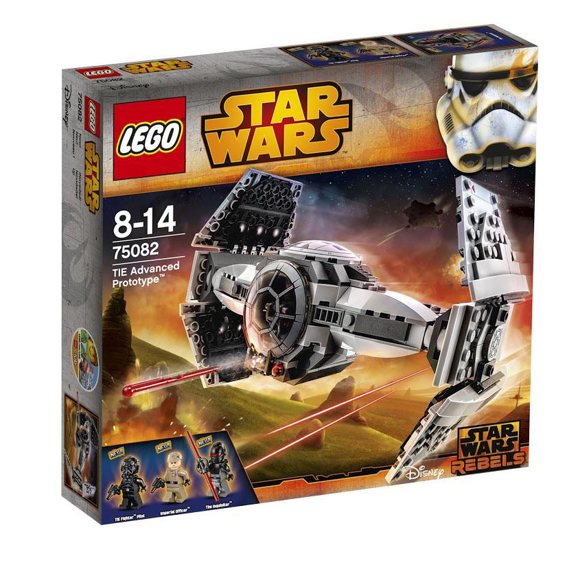 LEGO Star Wars Конструктор Улучшенный Прототип TIE Истребителя 7508275082Охотьтесь на негодяев-повстанцев на планете Лотхал в экспериментальном улучшенном Прототипе TIE Истребителя из серии LEGO Star Wars. В наборе вы найдёте детализированную модель усовершенствованного прототипа истребителя TIE с подвижными крыльями, открывающейся кабиной пилота и активными ракетницами, а также 3 мини-фигурки с оружием: Имперский офицер, пилот истребителя TIE и Инквизитор, являющийся главным отрицательным персонажем в мультсериале Звёздные войны: Повстанцы. По приказу Дарта Вейдера Инквизитор выслеживал и уничтожал джедаев по всей Галактике. Для выполнения своих тайных миссий он использовал уникальный боевой корабль, являющийся усовершенствованным прототипом истребителя TIE. Как и все предыдущие модели серии TIE, прототип был выполнен в тёмном цвете и имел характерную узнаваемую форму. Центральное место в конструкции занимала кабина пилота, защищённая круглым непробиваемым стеклом с отличным обзором. Пилоны креплений крыльев располагались симметрично...