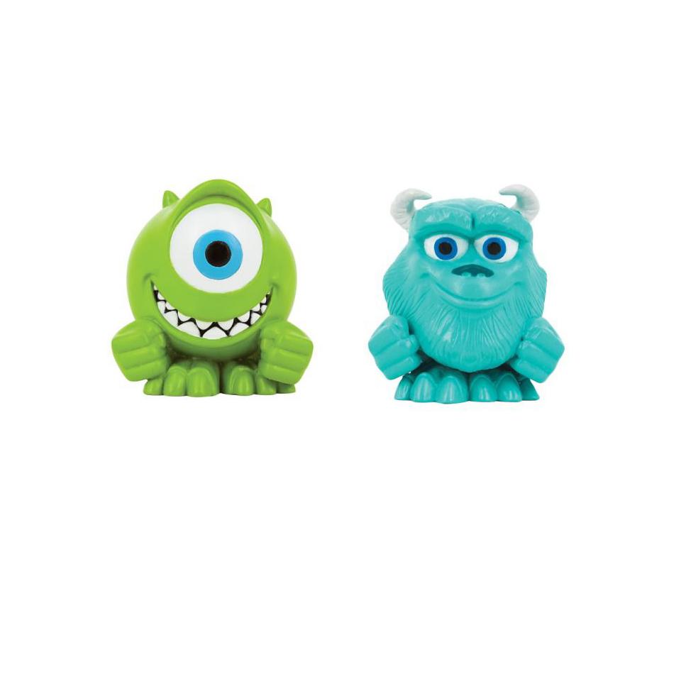 Игрушки-мялки Monsters University Майк и Салли52131-0000012-01Игрушки-мялки Monsters University Майк и Салли непременно понравятся вашему малышу! Игрушки выполнены в виде известных персонажей мультфильма Корпорация монстров. Изготовлены из пластичной массы, которую можно сжимать, крутить, кидать в стену и с ней ничего не случится. При ударе об стенку, расплющивается и снова принимают свою форму. Игрушки-мялки способствует развитию мелкой моторики пальцев рук, развивает творческое мышление, укрепляет кистевые мышцы рук, создает позитивный эмоциональный фон и является замечательным антистрессом. Порадуйте своего ребенка таким замечательным подарком!
