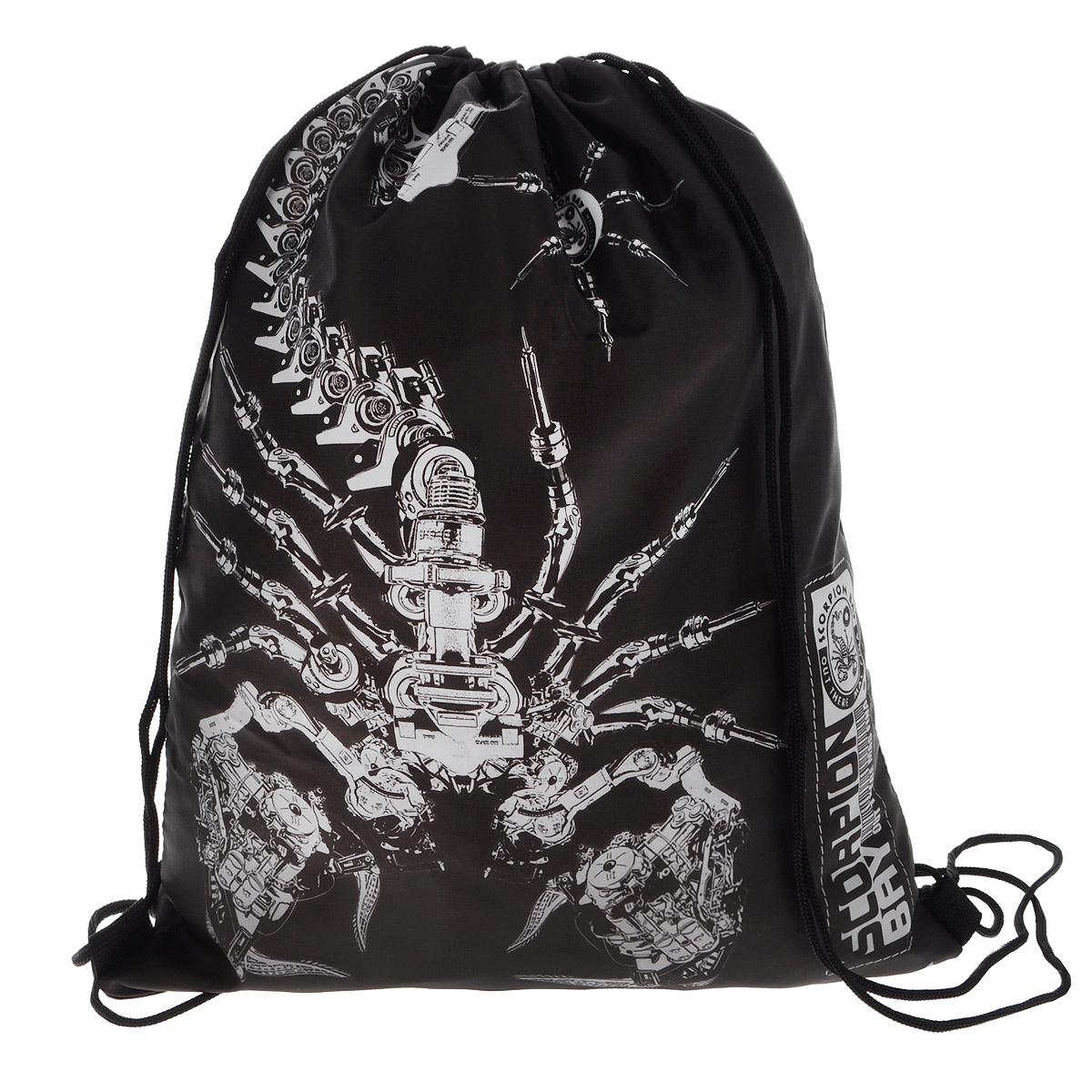 Scorpion Bay Сумка для сменной обуви цвет черный