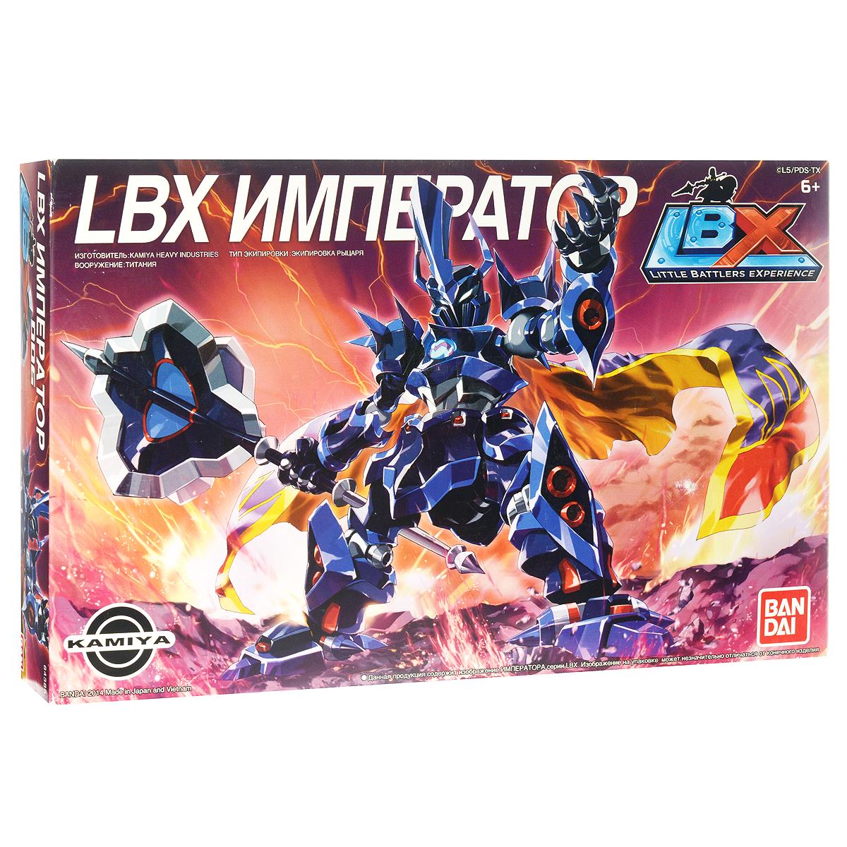 LBX Конструктор Император