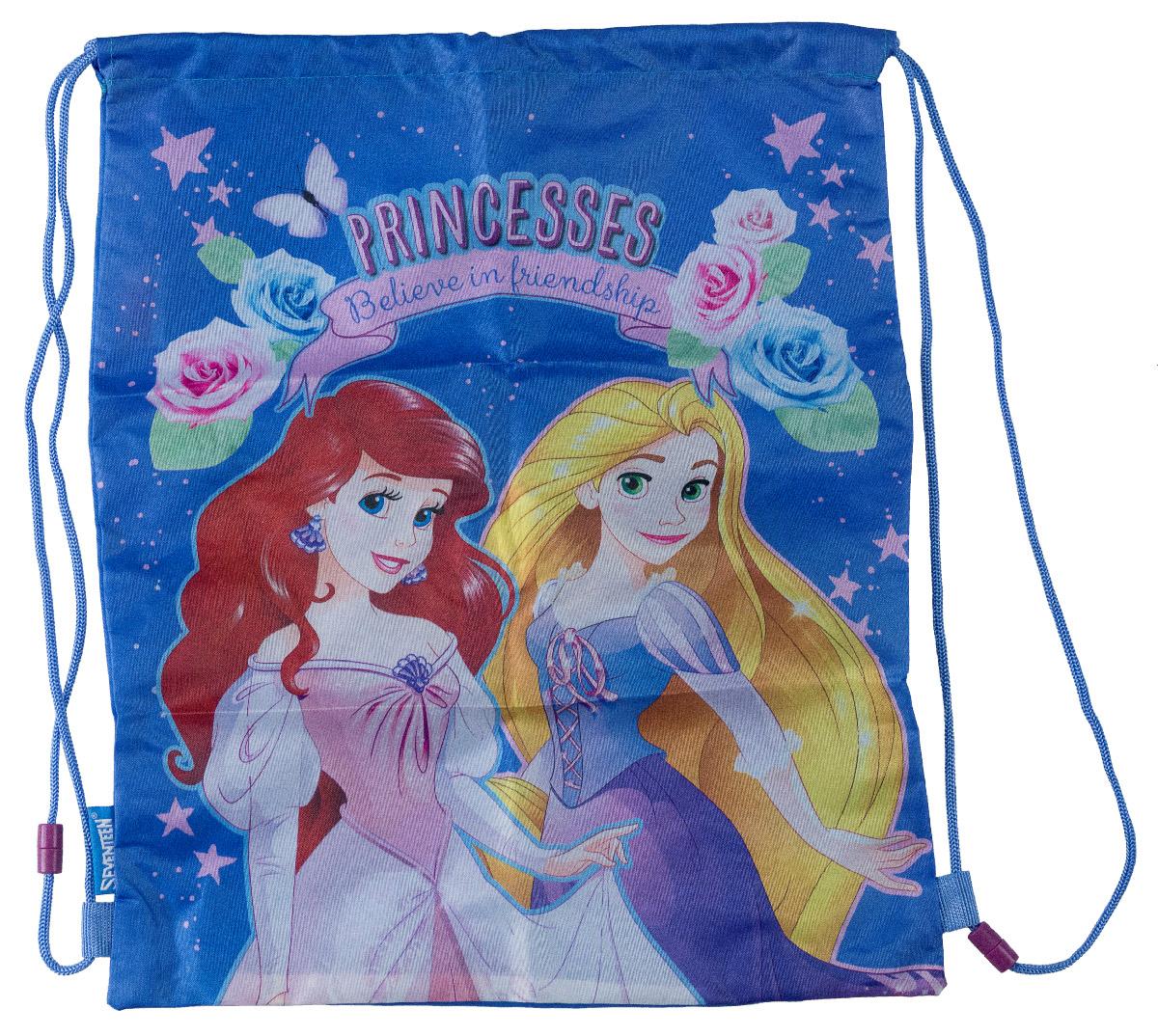 Disney Princess Сумка-рюкзак для обуви Princess цвет сиреневый PRCB-MT1-883