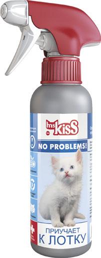 Спрей зоогигиенический для кошек Ms.Kiss