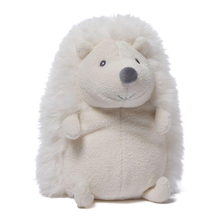 Игрушка мягкая Gund Pokey Hedgehog, цвет: белый, 16 см. 40484974048497Очаровательная мягкая игрушка Pokey Hedgehog не оставит вас равнодушным и вызовет улыбку у каждого, кто ее увидит. Игрушка выполнена из полиэстера в виде милого ежика белого цвета. Милые, мягкие и безопасные игрушки отличаются реалистичным внешним видом, напоминающим настоящего питомца. Только посмотрите на эту милую мордашку, которая так приветливо смотрит на вас. Разве можно устоять перед ее обаянием? Конечно нет, да и не нужно! Такая игрушка вызывает умиление не только у детей, но и у взрослых. Поэтому она станет отличным подарком не только ребенку, но и друзьям!