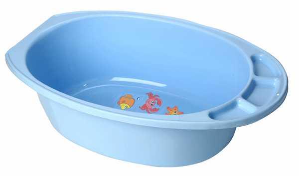 Ванночка детская с рисунком