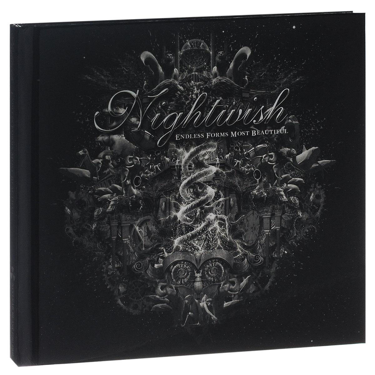 Издание упаковано в картонный DigiPack с 32-страничным буклетом-книгой, закрепленным в середине упаковки. Буклет содержит иллюстрации и тексты песен на английском языке.