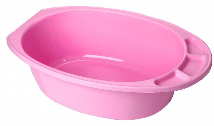 Ванночка детскаяМ 2590_розовый