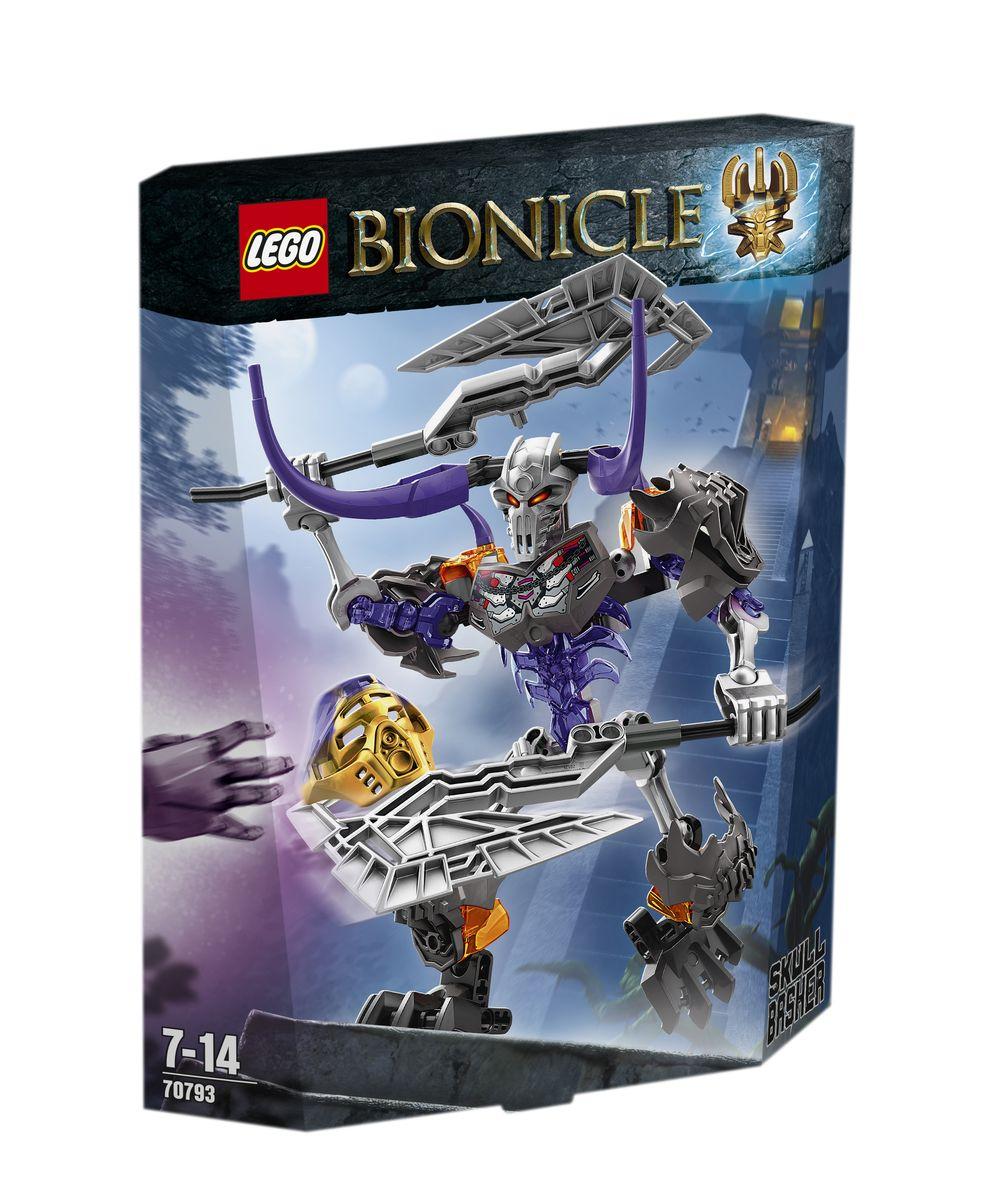 LEGO BIONICLE Конструктор Череп Крушитель 70793