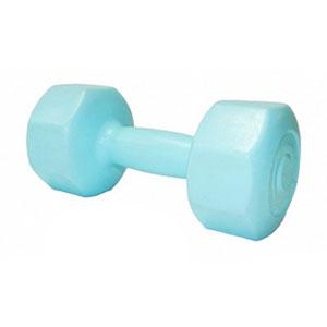 Гантели виниловые, Atemi, 3 кг.х2шт., голубой, AD-02-6AD-02-6Гантели весом по 3 кг каждая. Идеально подходят для тренировок как дома, так и в офисе.