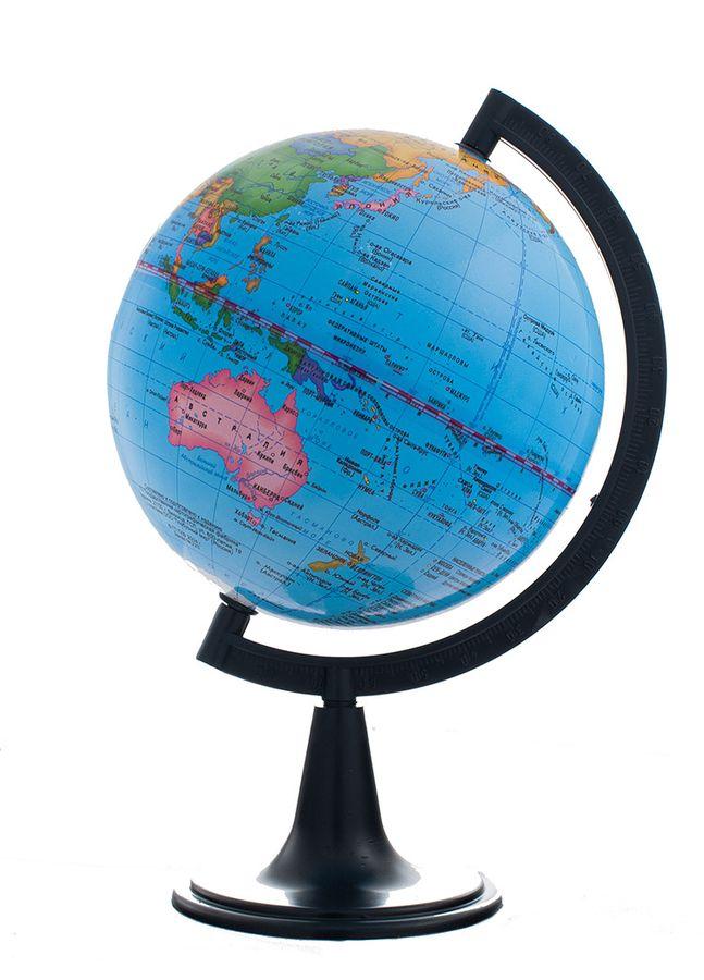 Глобус политический диаметр 150 мм