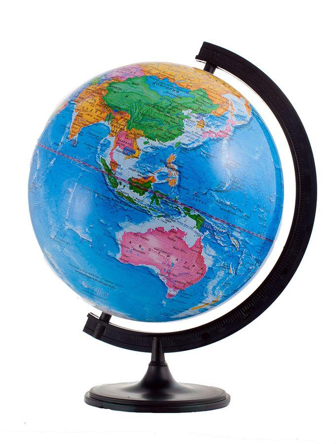 Глобус политический диаметр 320 мм
