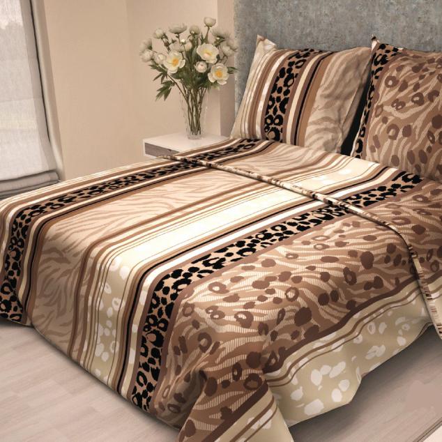Комплект белья Letto, 1,5-спальный, наволочки 70х70, цвет: коричневый, темно-коричневый. В-50-3В-50-3Комплект постельного белья Letto Традиция выполнен из бязи (100% натурального хлопка). Комплект состоит из пододеяльника, простыни и двух наволочек. Постельное белье оформлено оригинальным рисунком и имеет изысканный внешний вид. Гладкая структура делает ткань приятной на ощупь, мягкой и нежной, при этом она прочная и хорошо сохраняет форму. Ткань легко гладится. Благодаря такому комплекту постельного белья вы сможете создать атмосферу роскоши и романтики в вашей спальне.
