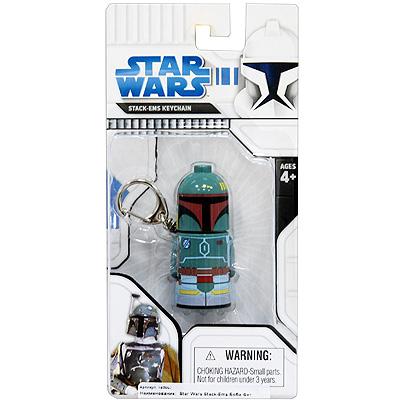 Брелок Star Wars: Боба Фетт брелок кружка объектив
